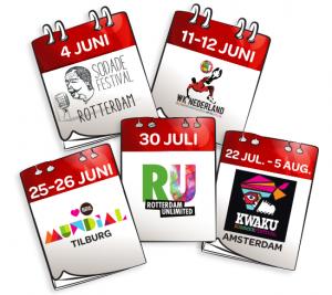 MG festivals